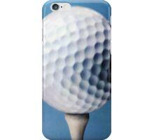 Golf ball iPhone Case/Skin