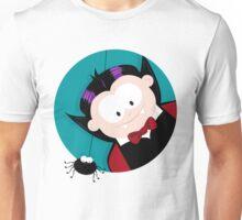 Cute Vampire & Spider Unisex T-Shirt