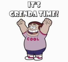 "IT""S GRENDA TIME! Kids Clothes"
