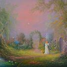 The Healing Gardens by Joe Gilronan