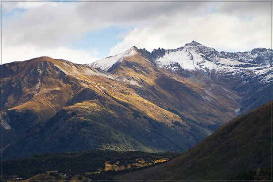 N.Z. Rugged Mountains 07 by Chris Cohen