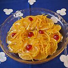 Candied oranges by Gilberte