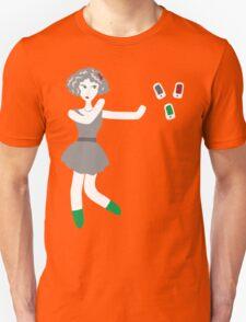 Socialmedia Lady - repulsion Unisex T-Shirt