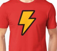 Cartoon Lightning Bolt Unisex T-Shirt