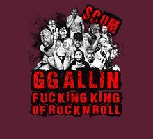 GG Allin king of rock n roll Unisex T-Shirt