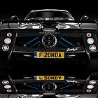 Pagani Zonda by cjsphoto