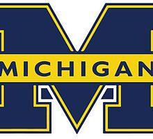 University of Michigan by Alanna Schloss