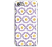 Happy Kawaii Fried Egg iPhone Case/Skin