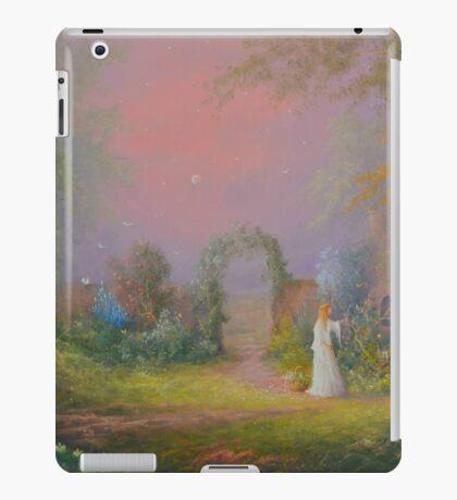 The Healing Gardens iPad Case/Skin