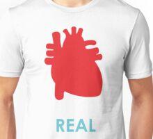 Reality - turquoise Unisex T-Shirt