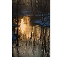 Early Winter Morning Photographic Print