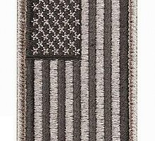 Army Uniform U.S. Flag (UCP Color) by A1RB