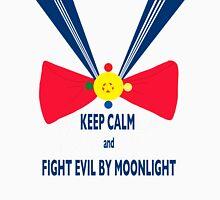 FIGHTING EVIL BY MOONLIGHT Unisex T-Shirt