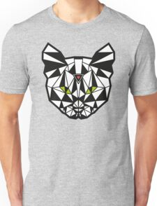 Crystal Cat - Pink Unisex T-Shirt