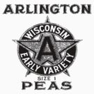 Arlington Peas by garts