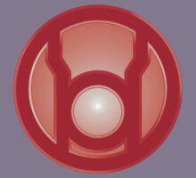 Red Lantern Logo Kids Tee