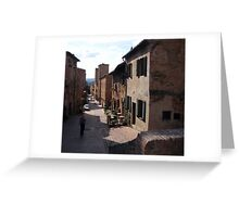 Our Italian Restaurant Greeting Card