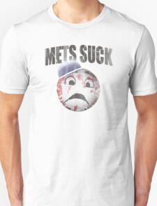 Funny Mets Suck T-Shirt