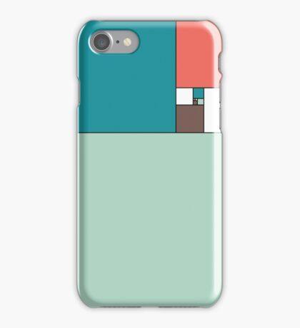 Golden Ratio 2 iPhone Case/Skin