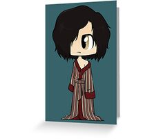 Adam - Only Lovers Left Alive Greeting Card