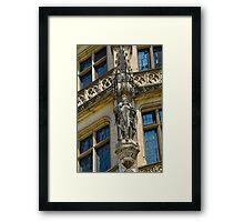Biltmore Mansion Framed Print
