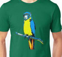 Parrot-Monkey Unisex T-Shirt