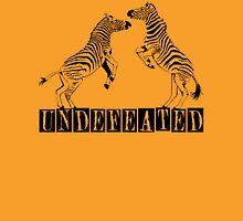 Zebras Undefeated Dark Unisex T-Shirt