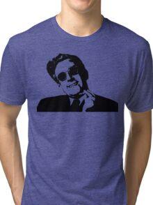 Dr.Strangelove (Transparent) Tri-blend T-Shirt