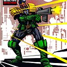 Dredd by Simon Sherry