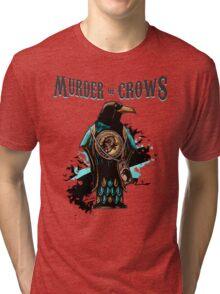 Murder of Crows Vigor Tri-blend T-Shirt