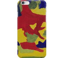 Hot Colors iPhone Case/Skin