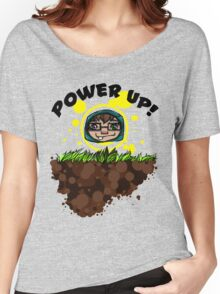 Chimney's Power Up! Women's Relaxed Fit T-Shirt