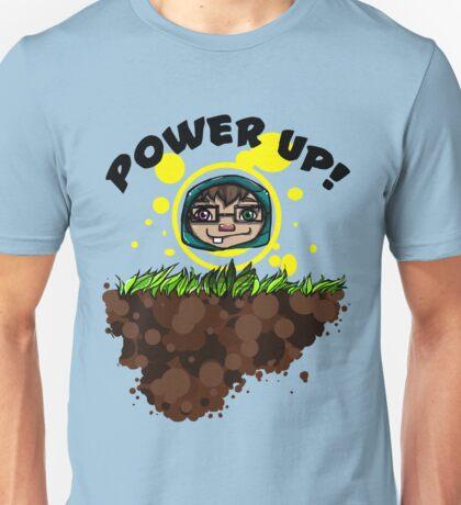Chimney's Power Up! Unisex T-Shirt