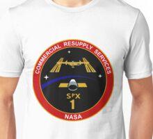 SpX-1 (CRS-1) Program Logo Unisex T-Shirt