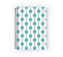 The Droplet Lite - Blue Spiral Notebook
