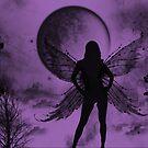 Pixie Night by Rozalia Toth