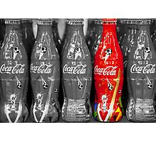 World Cup Coke Copy Photographic Print