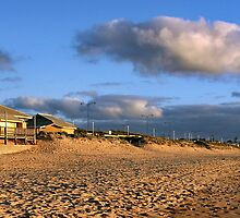 Bunbury Beach by Ross Campbell