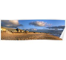 Bunbury Beach Poster