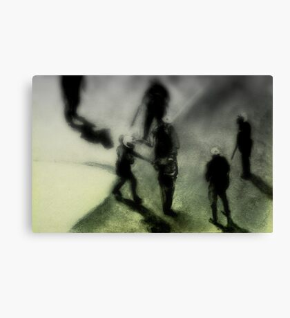 MSG - They Came For Us Canvas Print