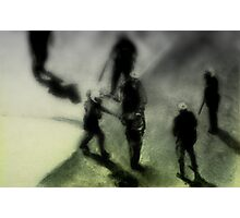 MSG - They Came For Us Photographic Print