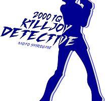 The Killjoy detective by Rickseriastar
