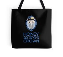 Crowned Moriarty Tote Bag