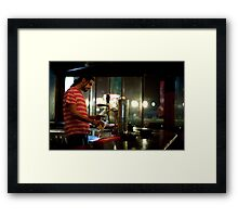 Nightlife  Framed Print