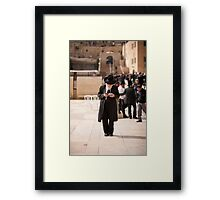The Prayer  Framed Print