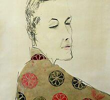 clare in kimono by donnamalone
