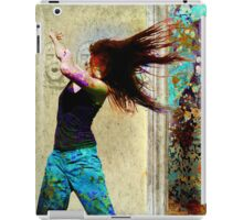 Outside the Lines iPad Case/Skin