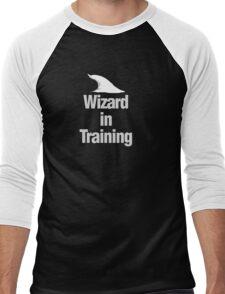 Wizard in Training Men's Baseball ¾ T-Shirt