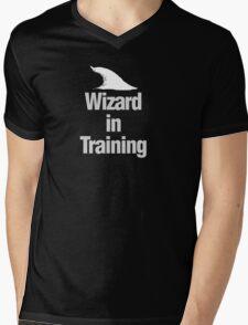 Wizard in Training Mens V-Neck T-Shirt