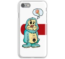 Ice Cream Monster iPhone Case/Skin